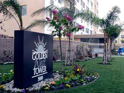 TLMOW at Golden West Towers
