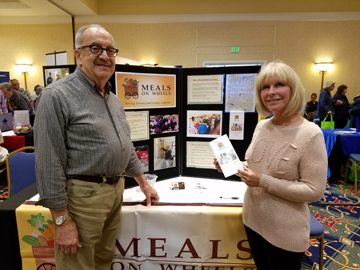 MOW at Successful Aging Expo